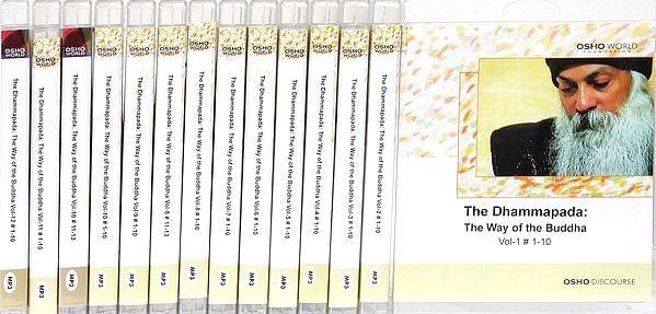 The Dhammapada: The Way of The Buddha (Set of 12 MP3 CDs)