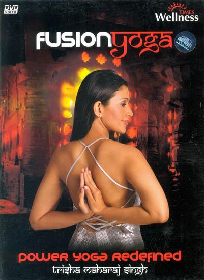 Fusion Yoga (Power Yoga Redefined) (DVD)