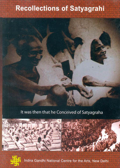Recollections of Satyagrahi (DVD)