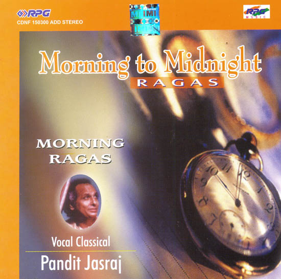 Morning to Midnight (Audio CD)