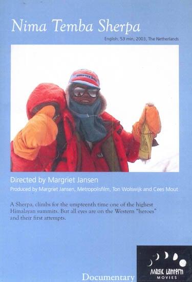 Nima Temba Sherpa: Documentry (DVD)