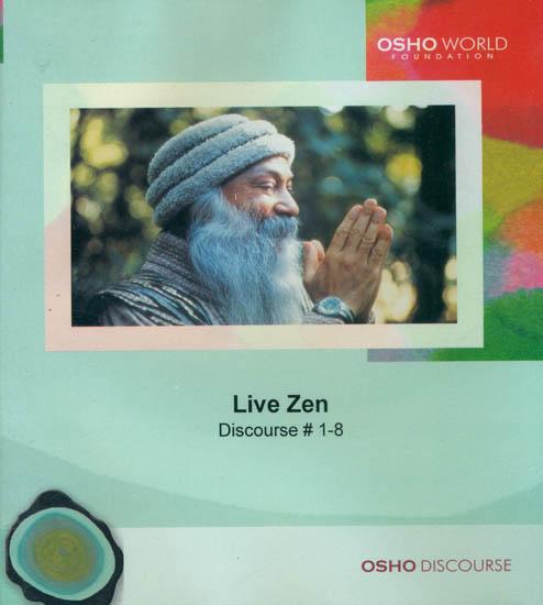 Live Zen: Discourse 1-8 (MP3 CD)