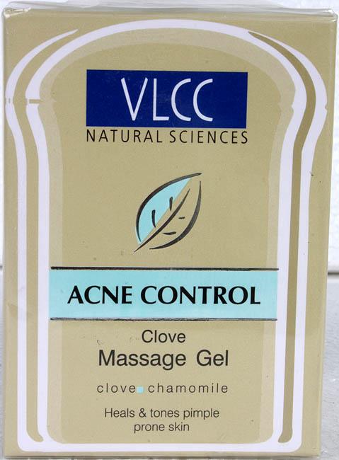 Acne Control - Clove Massage Gel