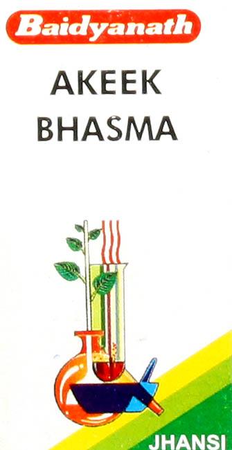 Akeek Bhasma