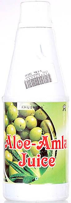 Aloe-Amla Juice