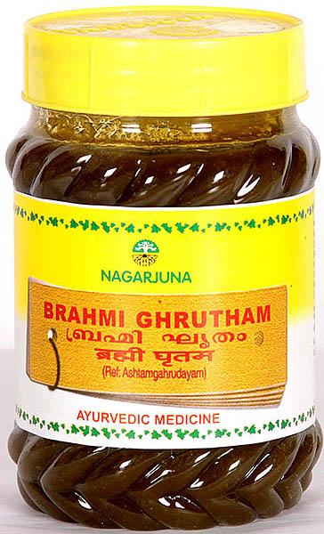 Nagarjuna Brahmi Ghrutham- Ref: Ashtamgahrudayam (Ayurvedic Medicine)