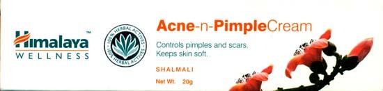Acne - n - Pimple Cream