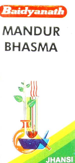 Mandur Bhasma