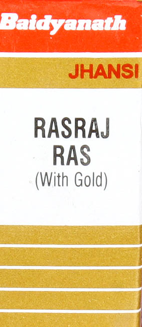 Rasraj Ras (With Gold)