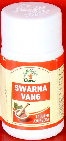Swarna Vang - Trusted Ayurveda