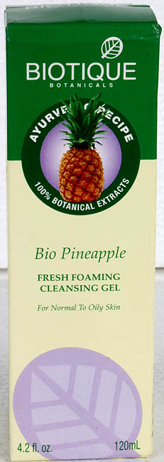 Bio Pineapple Fresh Foaming Cleansing Gel (For Normal To Oily Skin)