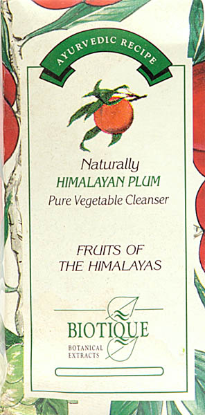 Naturally Himalayan Plum – Pure Vegetable Cleanser