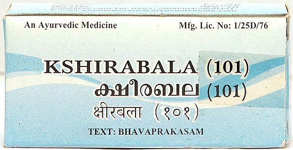Kshirabala (101)