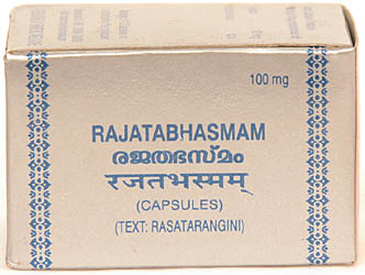 Rajatabhasamam (Capsules)