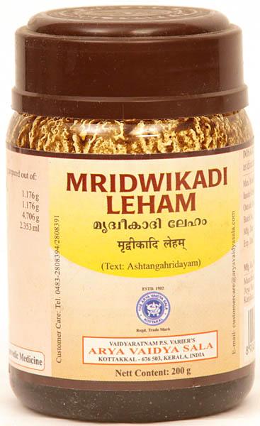 Mridwikadi Leham (Text: Ashtangahridayam)