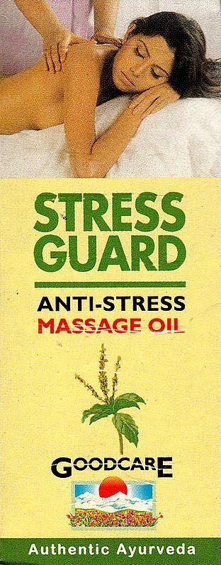 Stress Guard Anti-Stress Massage Oil