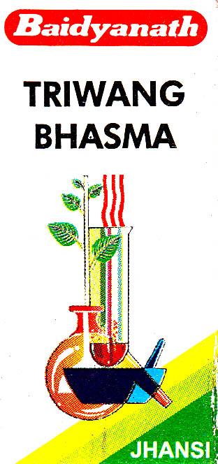 Triwang Bhasma
