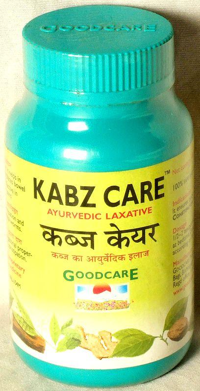 Kabz Care Ayurvedic Laxative