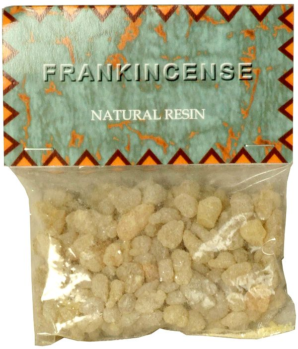 Frankincense Natural Resin
