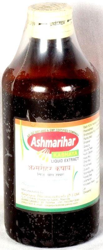 Ashmarihar Kashaya Liquid Extract (Ayurvededic Medicine)
