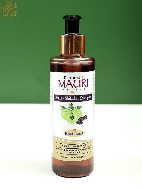 Khadi Mauri Sat Shikakai (Scalp Therapy Ayurvedic Shampoo)