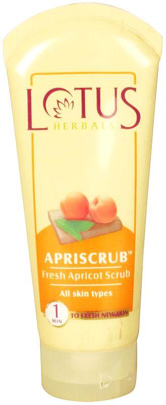 Apriscrub Fresh Apricot Scrub (All Skin Types)