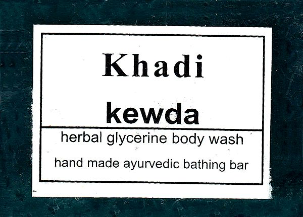 Khadi Kewda Herbal Glycerine Body Wash