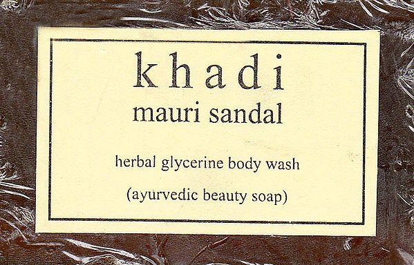 Khadi Mauri Sandal