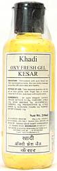 Khadi Oxy Fresh Gel Kesar