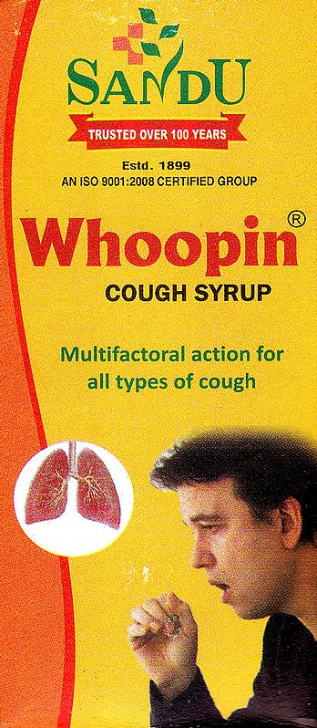Whoopin Cough Syrup
