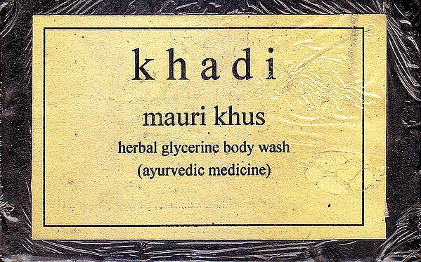 Khadi Mauri Khus