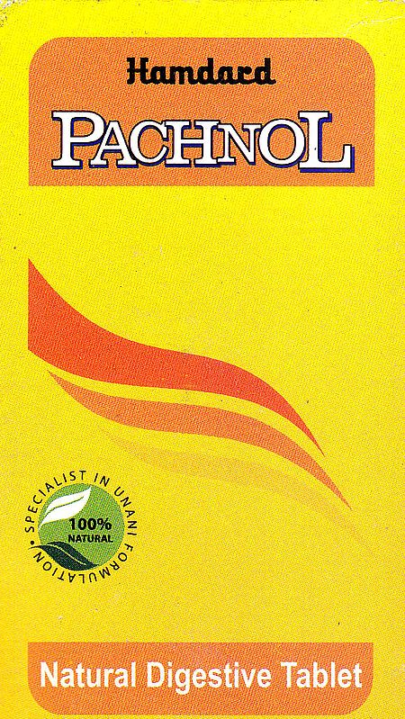 Pachnol Natural Digestive Tablet
