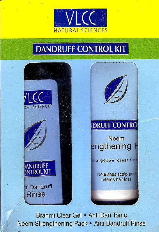 Dandruff Control Kit