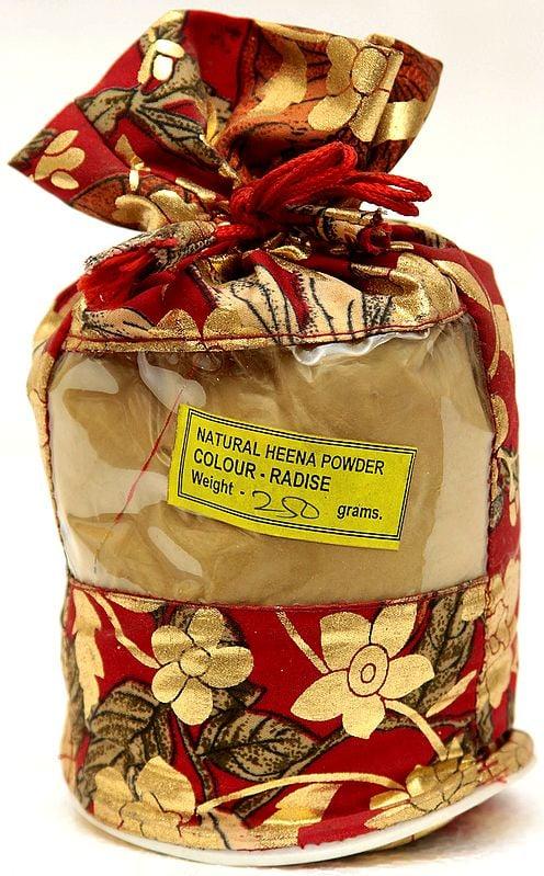 Herbal Henna Powder (Mehandi)