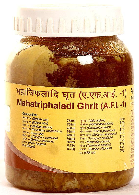 Mahatriphaladi Ghrit (A.F.I. -1)