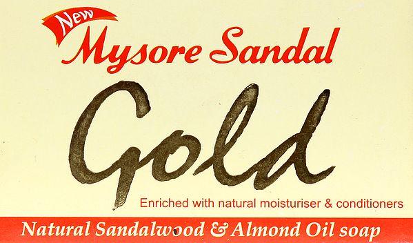Mysore Sandal Pack ( Natural Sandalwood & Almond Oil Soap)