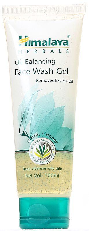 Himalaya Herbals Oil Balancing Face Wash Gel