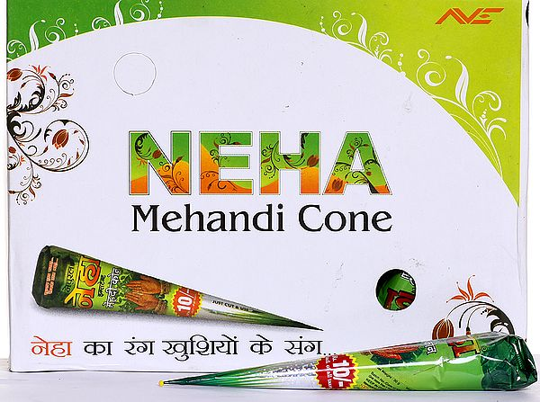 Neha Mehandi Cone