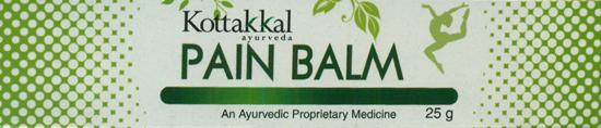 Pain Balm (An Ayurvedic Proprietary Medicine)