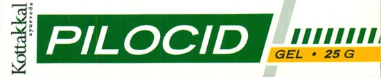 Pilocid Gel