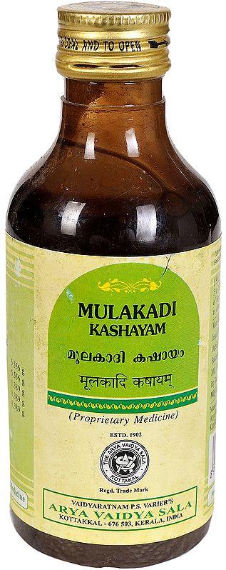 Mulakadi Kashayam