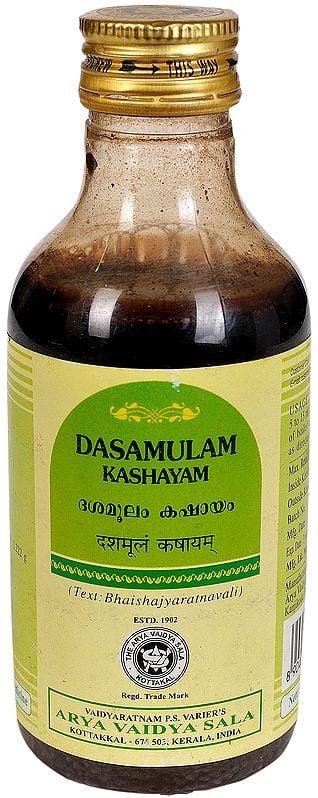 Dasamulam Kashayam