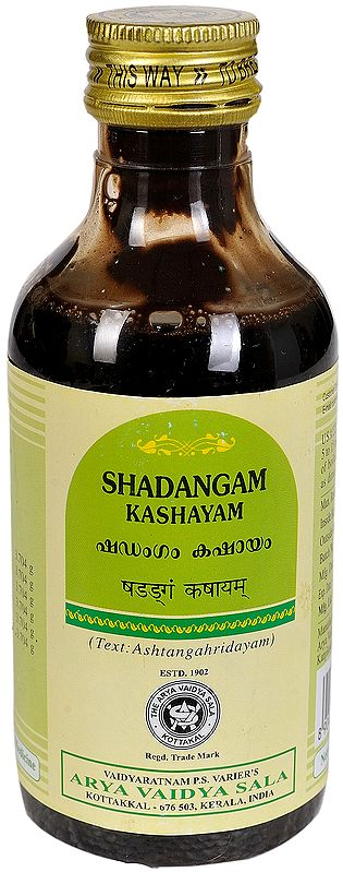 Shadangam Kashayam