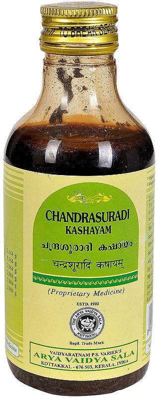 Chandrasuradi Kashayam
