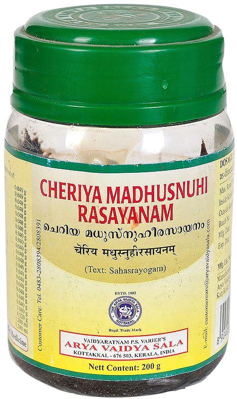 Cheriya Madhusnuhi Rasayanam