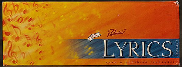Padmini Lyrics Warm & Soothing Fragrance (Incense)