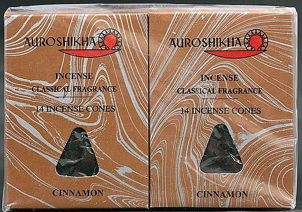 Auroshikha Incense Classical Fragrance 14 Incense Cones