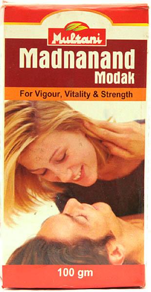 Madnanand Modak For Vigour, Vitality & Strength