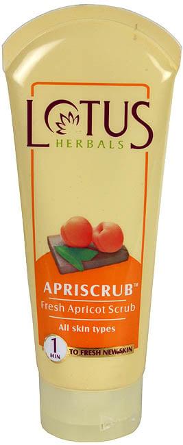 Apriscrub - Fresh Apricot Scrub (All Skin Types)