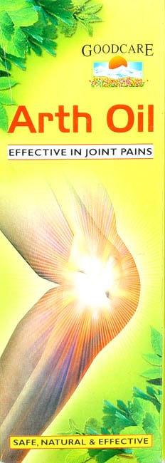 Arth Oil – Effective In Joint Pains